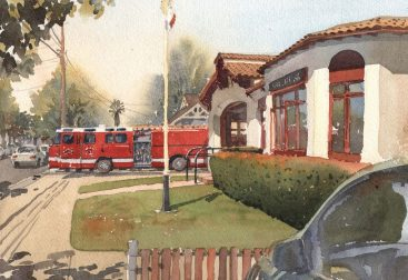 Alameda Fire Station