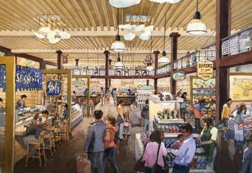 Castro Valley Market Place, Architect_SZFM