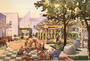 San Jose Children's Museum, Architect_ MIG
